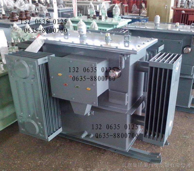 500KVA井下矿用变压器,KS9/KS11-500KVA/10/0.4矿用变压器生产厂家
