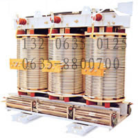 华恒SGB10-630KVA非包封干式变压器材料价格表