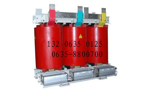 我公司生产的SCB10-800KVA干式变压器的结构