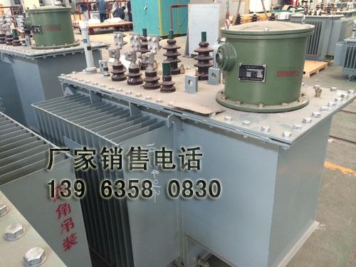 sz11有载调压变压器的优点(10kv)