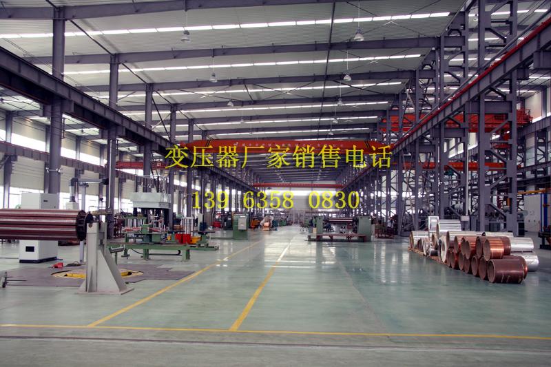 铜箔生产车间