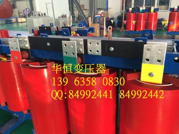 SCB10-630KVA/10-0.4干式变压器技术参数及外形尺寸
