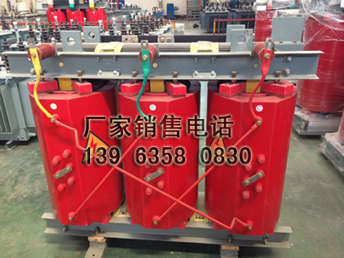 SCB10-500KVA/10KV干式变压器参数外形尺寸