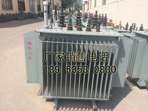 现货s11-315kva/10kv油浸式电力变压器