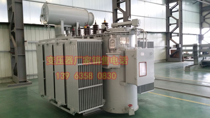 S11-3150kva/35kv三相油浸式电力变压器