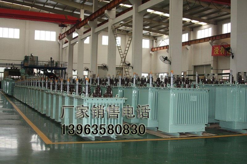 现货S11-1250KVA 光伏升压变压器厂家型号价格